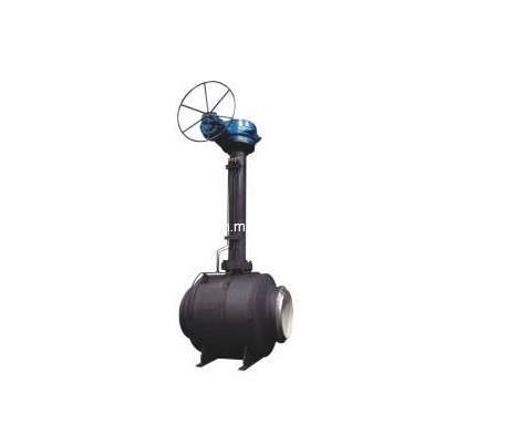 Earth Buried Fixed Ball Valve