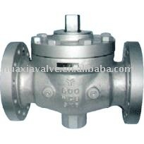 Top Entry Cast Body Ball Valve