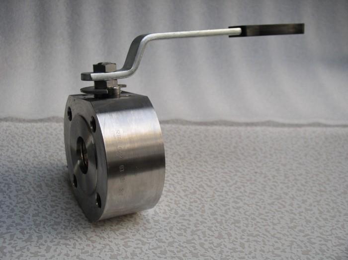 wafer tye  ball valve