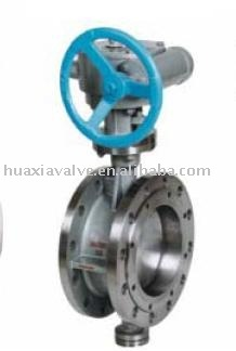 Flanfed Butterfly valve