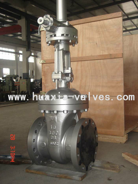 API Steel Gate Valve