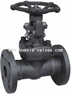 Flanged Forged Gate Valve
